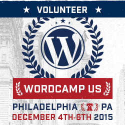 WordCamp US 2015 Volunteer